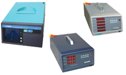 AUTOMOTIVE EMISSION GAS ANALYSER LCD OR LED